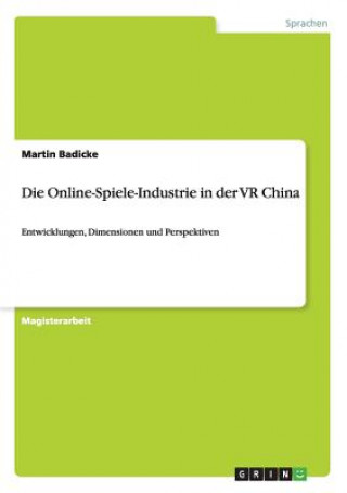 Online-Spiele-Industrie in der VR China