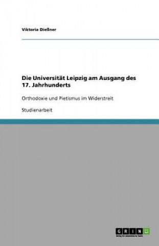 Universit t Leipzig am Ausgang des 17. Jahrhunderts