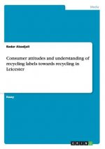 Consumer attitudes and understanding of recycling labels towards recycling in Leicester