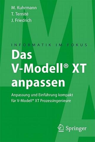 Das V-Modell® XT anpassen