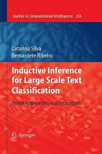 Inductive Inference for Large Scale Text Classification