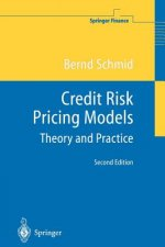 Credit Risk Pricing Models