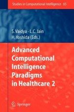 Advanced Computational Intelligence Paradigms in Healthcare - 2. Vol.2