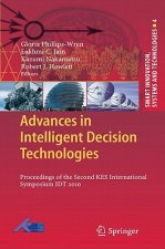Advances in Intelligent Decision Technologies