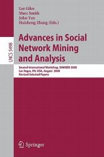 Advances in Social Network Mining and Analysis