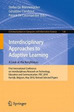 Interdisciplinary Approaches to Adaptive Learning: A Look at the Neighbours