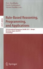 Rule-Based Reasoning, Programming, and Applications