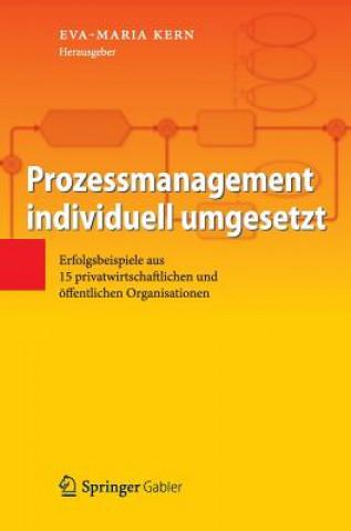 Prozessmanagement Individuell Umgesetzt