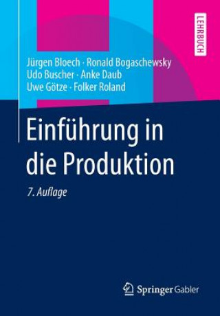 Einf hrung in Die Produktion