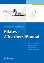 Pilates a Teachers' Manual