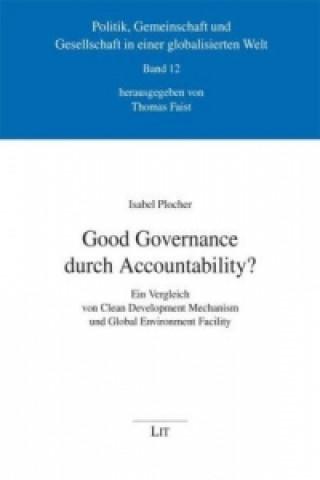 Good Governance durch Accountability?