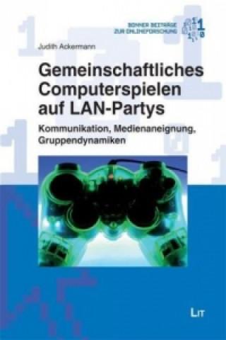 Gemeinschaftliches Computerspielen auf LAN-Partys