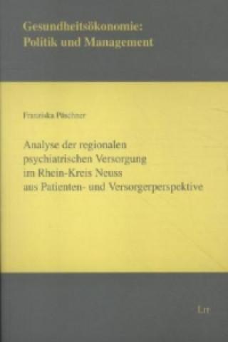 Analyse der regionalen psychiatrischen Versorgung im Rhein-Kreis Neuss aus Patienten- und Versorgerperspektive