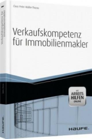 Verkaufskompetenz für Immobilienmakler - mit Arbeitshilfen online