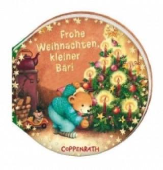 Frohe Weihnachten, kleiner Bär!