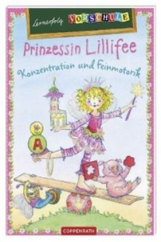 Lernerfolg Vorschule: Prinzessin Lillifee - Konzentration und Feinmotorik