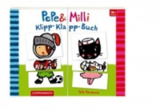 Pepe & Milli Klipp-Klapp-Buch