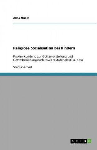 Religioese Sozialisation bei Kindern