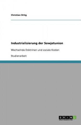 Industrialisierung der Sowjetunion
