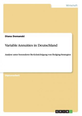Variable Annuities in Deutschland