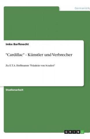 Cardillac - Künstler und Verbrecher