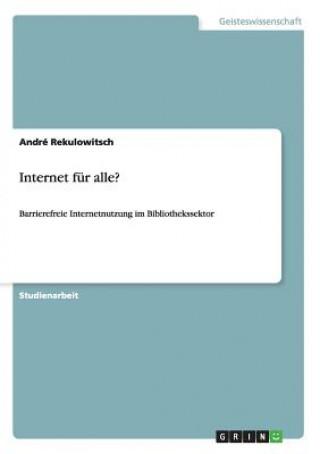 Internet fur alle?