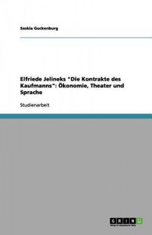 Elfriede Jelineks Die Kontrakte des Kaufmanns