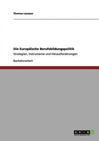 Einfluss der EU auf das deutsche Berufsbildungssystem