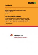 The rights of LGBT peoples