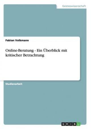 Online-Beratung - Ein UEberblick mit kritischer Betrachtung
