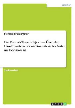 Frau ALS Tauschobjekt.  ber Den Handel Materieller Und Immaterieller G ter Im Florisroman