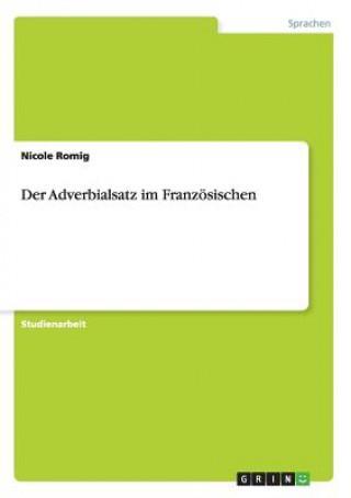 Adverbialsatz Im Franz sischen