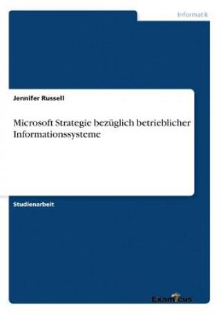 Microsoft Strategie bezuglich betrieblicher Informationssysteme
