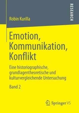 Emotion, Kommunikation, Konflikt
