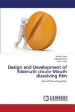 Design and Development of Sildenafil Citrate Mouth Dissolving Film