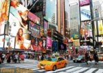 Times Square (Posterbuch DIN A3 quer)