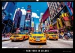 New York in Colors 1 (Posterbuch, DIN A4 quer)