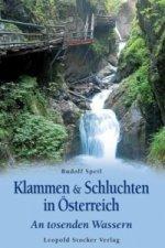 Klammen & Schluchten in Österreich
