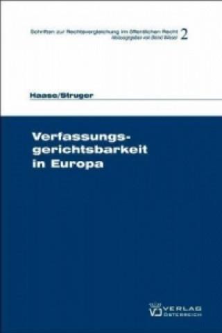 Verfassungsgerichtsbarkeit in Europa