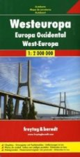 Westeuropa. Europa Occidental. West-Europa