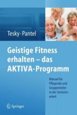 Geistige Fitness erhalten - das AKTIVA-Programm