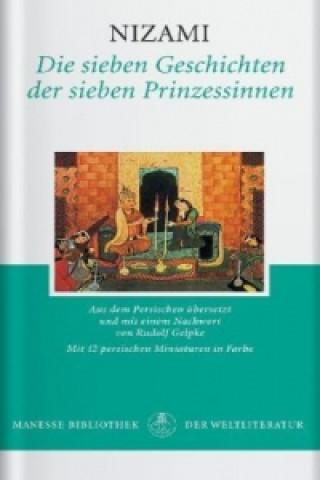 Die sieben Geschichten der sieben Prinzessinnen