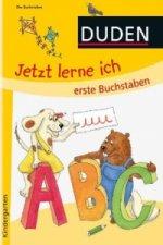 Duden Kindergarten, Jetzt lerne ich erste Buchstaben
