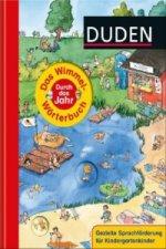 Duden: Das Wimmel-Wörterbuch - Durch das Jahr