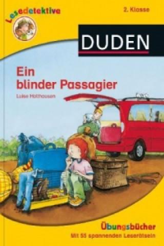 Ein blinder Passagier