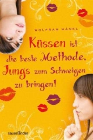 Küssen ist die beste Methode, Jungs zum Schweigen zu bringen