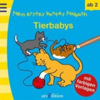 Tierbabys, Malbuch