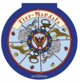Tier-Mandala, Malbuch