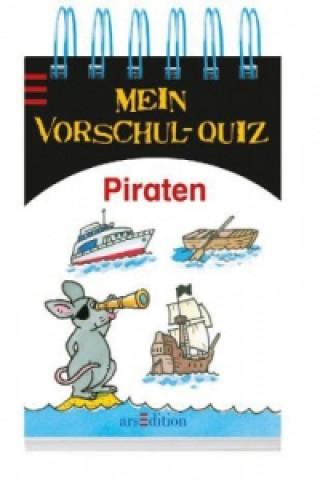 Mein Vorschul-Quiz Piraten