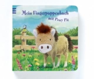 Mein Fingerpuppenbuch mit Pony Pit